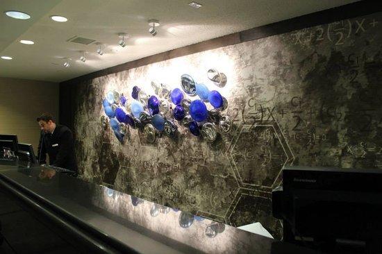 Hilton Parsippany: reception