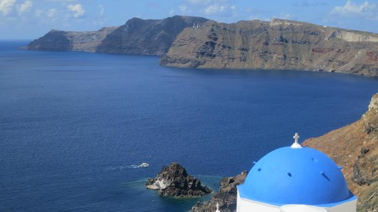 Aressana Spa Hotel and Suites: Santorini, Fira