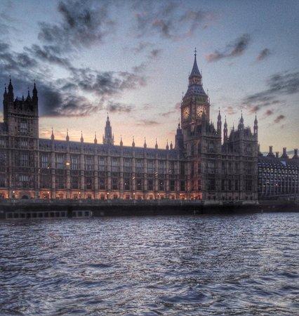 Bateaux London : Вид с кораблика