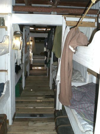 Brunel's ss Great Britain : Sleeping Area