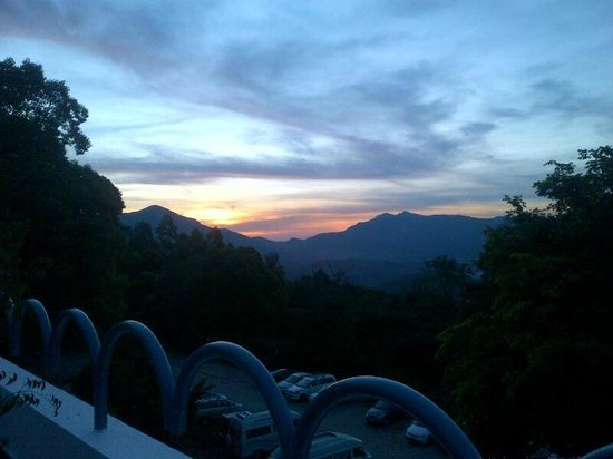 Munnar - Terrace Greens, A Sterling Holidays Resort: View from the Resort
