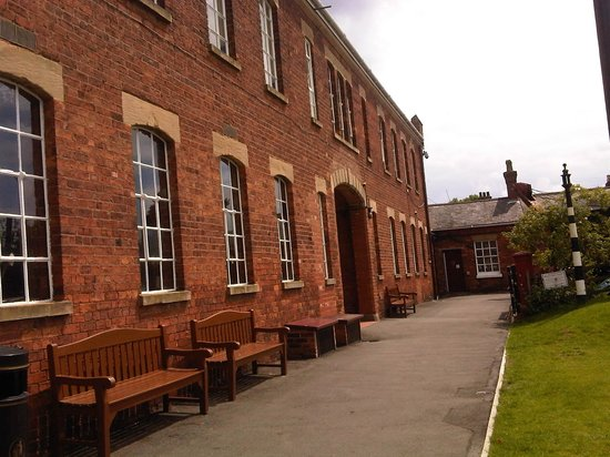 Museum of Lincolnshire Life: old barracks