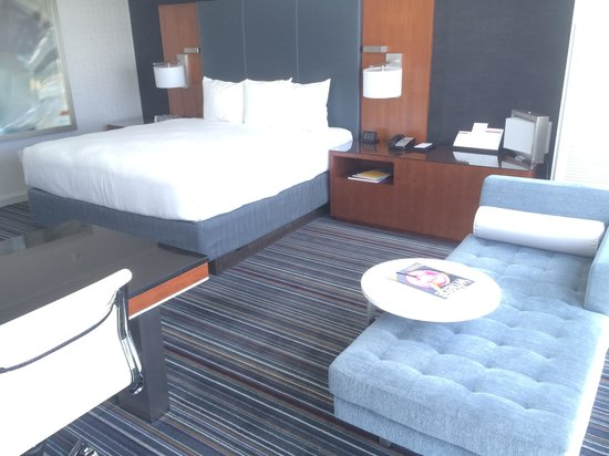 Grand Hyatt DFW: Bedroom