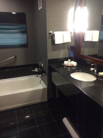 Grand Hyatt DFW : Bathroom