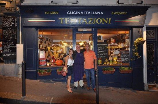 Tentazioni : July 2013 Best Italian Restaurant in Rome