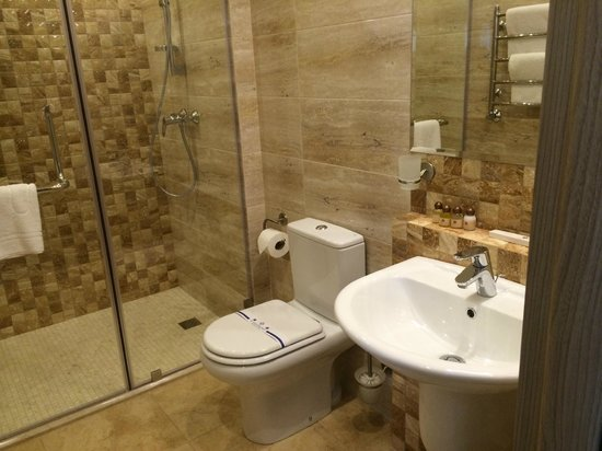 Alexandrovskiy: Ванная комната Стандарт, новый корпус