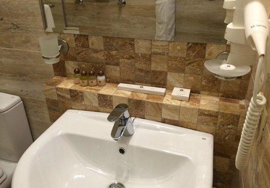 Alexandrovskiy: Ванная комната Стандарт, принадлежности