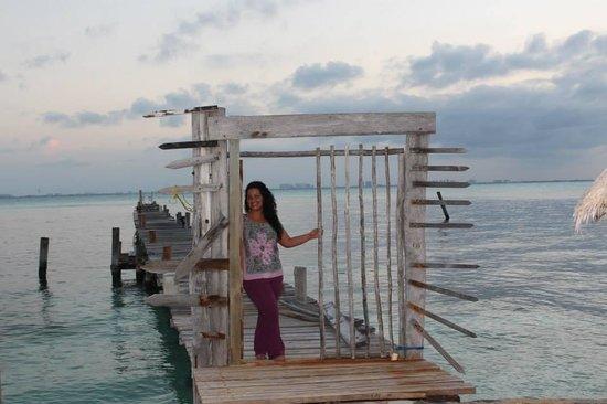 Maria's Kan-kin: Dock