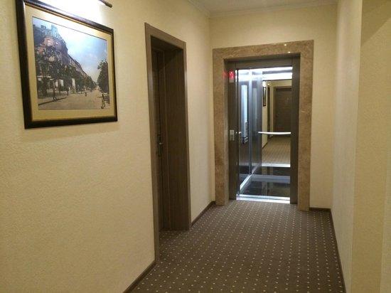 Aleksandrovskiy: Лифт