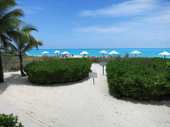 Club Med Columbus Isle: The Beach