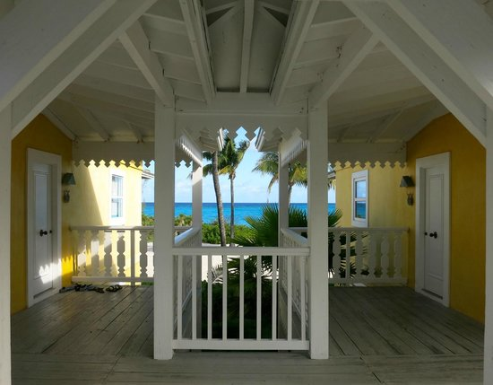 Club Med Columbus Isle: View to the sea