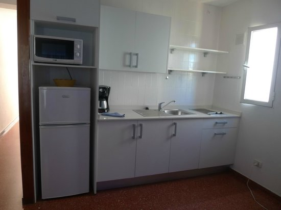 Apartamentos Miami Gran Canaria: living room -kitchen