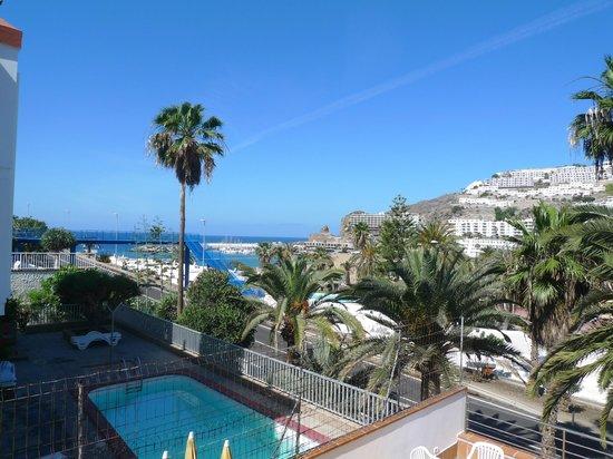 Apartamentos Miami Gran Canaria: ocean view