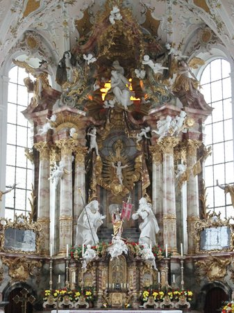 Pure Bavaria Tours: Baroque Rottenbuch Klosterkirche