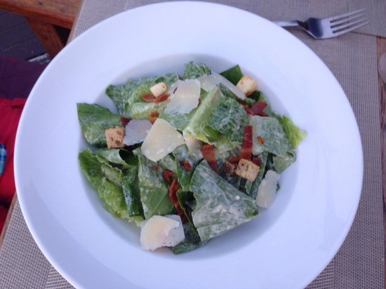 Ad Hoc Beach Cafe : Ceaser Salad