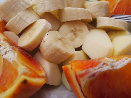 Manuel's Guest House: free fruit
