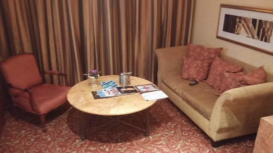 Michelangelo Hotel: adjoining room 2010