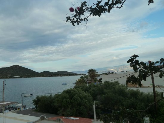 Akti Olous Hotel : View from our balcony