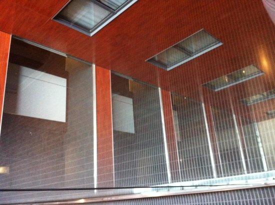 Hotel Vilamari: Internal court yard