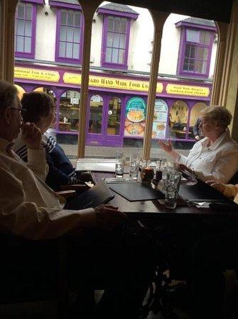 The Porterhouse Gastropub: nice dinner