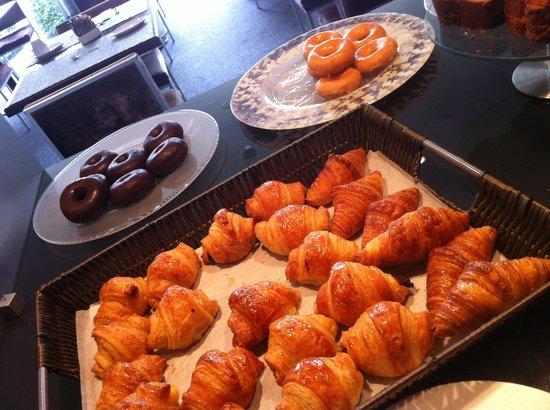 Hotel Vilamari : Breakfast Pastries