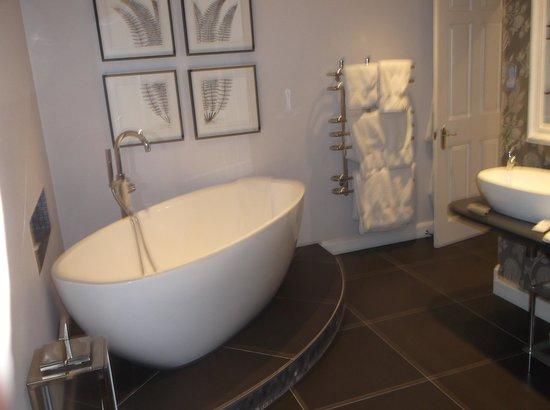 Longueville Manor : Bath