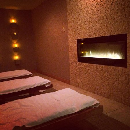 Spa Shiki: Relaxation room
