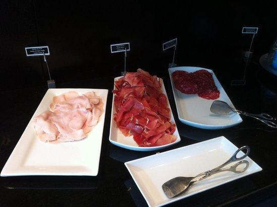 Hotel Vilamari: Meats