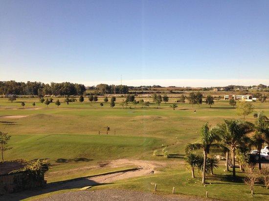 Sheraton Colonia Golf & Spa Resort: Vista desde la habitación