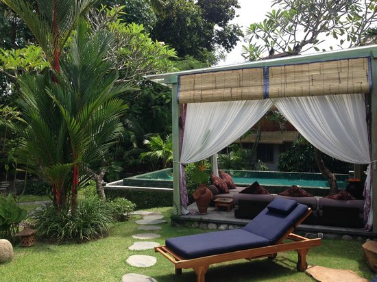 Kura Kura Yoga Retreat : swimming pool