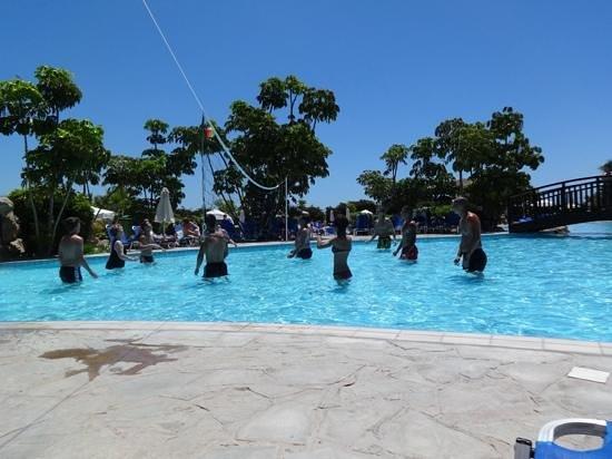 Avanti Holiday Village: volleyball match