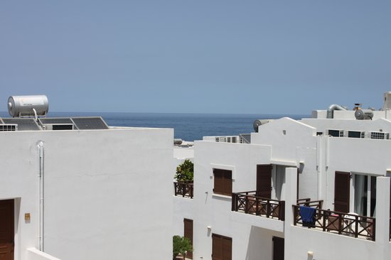 Maritimo Beach Hotel : View from room