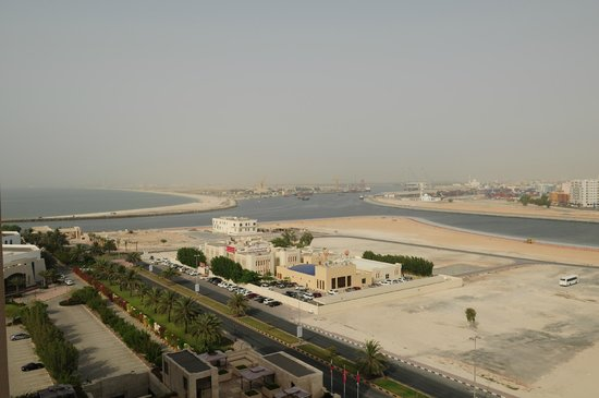 Hotel beach view picture of ajman saray a luxury collection resort ajman tripadvisor for Public swimming pools in ajman