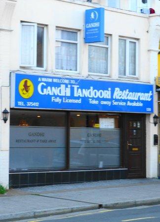 Gandhi Tandoori Restaurant