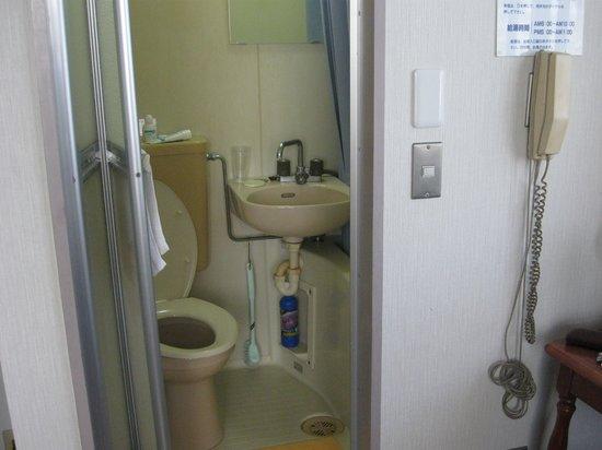 Kurumi Mansion: bathroom