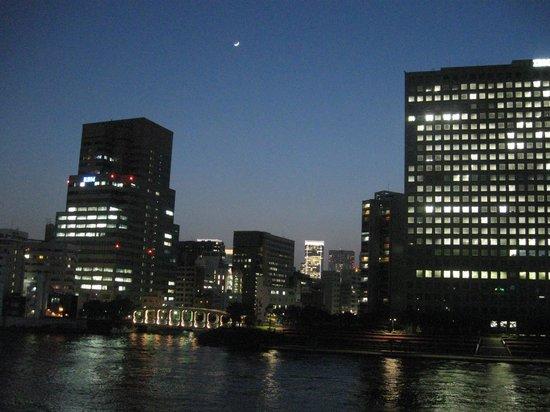 Kurumi Mansion: view at night