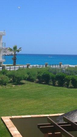 Atlantica Club Aegean Blue: view from room 2109