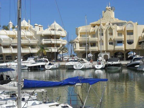 Hotel San Fermin: Marina