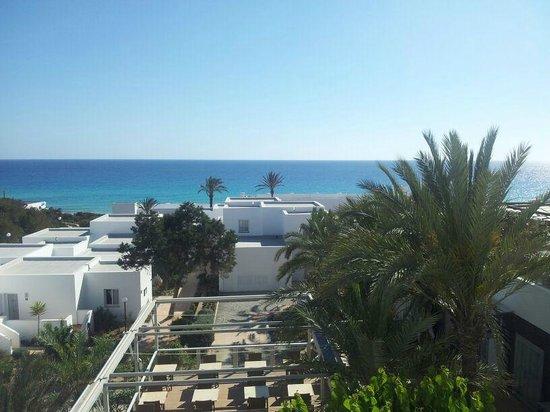 Hotel Riu La Mola: Vistas