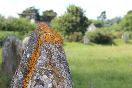 Erdeven, France : Menhirs de Kerzerho