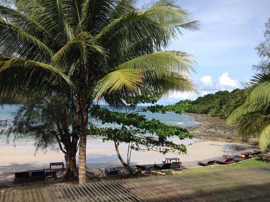 Koh Kood Resort: wat een uitzicht