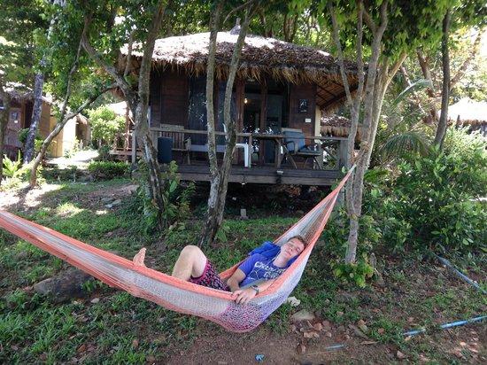 Koh Kood Resort: Lekker in de hangmat