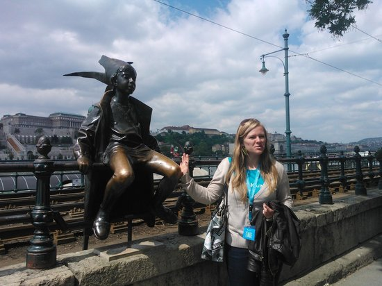 Next City Tours Budapest : Our great guide!