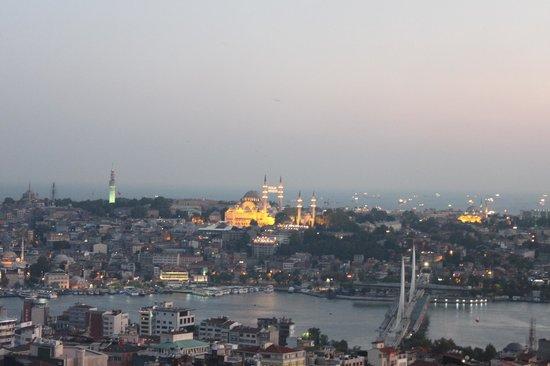 The Marmara Pera Hotel: Suleymaniye