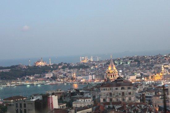 The Marmara Pera Hotel: Historical
