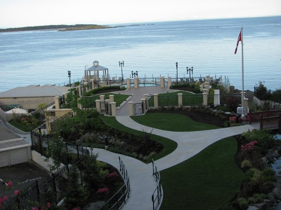 Oak Bay Beach Hotel: Vista do Snug Pub