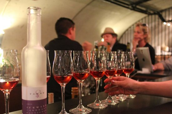 Tawse Winery : The one icewine we really like