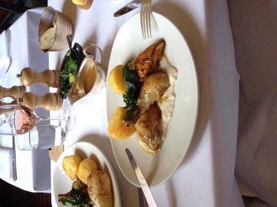 The Gilbert Scott: Sunday Lunch