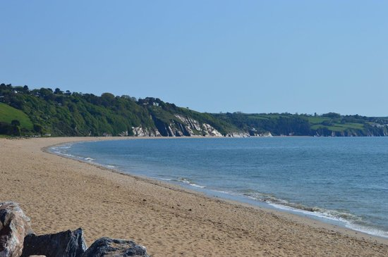 Slapton Sands : Cliff view