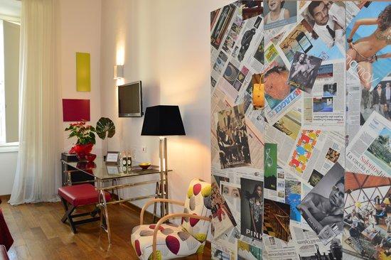B&B La Dimora degli Angeli: Room Fedora